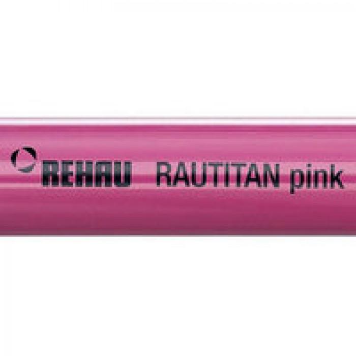 Отопительная труба Rehau Rautitan Pink 25 х 3,5 мм, бухта 50 м