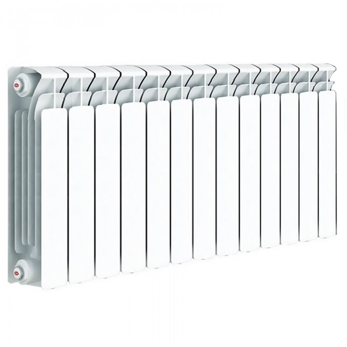 Радиатор Rifar Base 500 12 секции биметаллический с боковым подключением